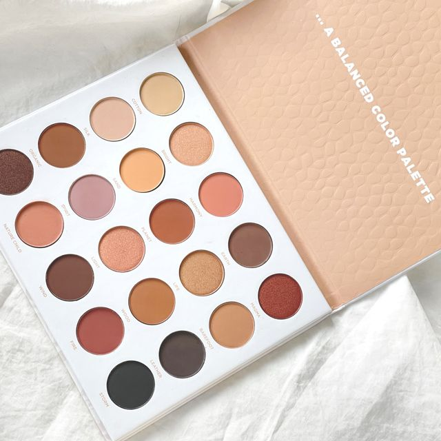 Oh So Natural Eyeshadow Palette
